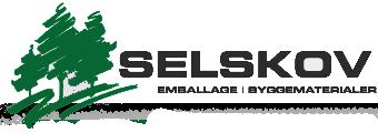 Pap emballage og flyttekasse – Selskov ApS Logo